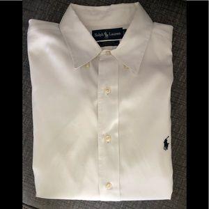 Ralph Lauren Men's Dress Shirt (16 1/2  32/33)